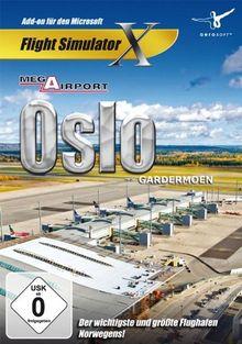Flight Simulator X - Mega Airport Oslo