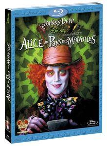 Alice au pays des merveilles [Blu-ray] [FR Import]
