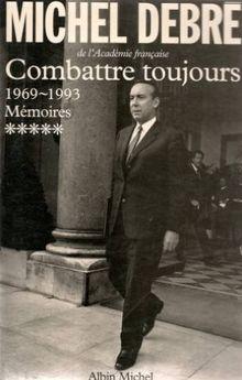 Trois Republiques Pour Une France - Tome 5 (Memoires - Temoignages - Biographies)