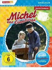 Astrid Lindgren: Michel aus Lönneberga - Spielfilm-Komplettbox (Spielfilm-Edition, 3 Discs