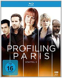 Profiling Paris - Staffel 2 [Blu-ray]