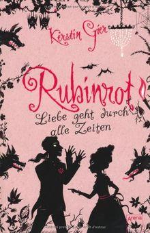 Rubinrot: Liebe geht durch alle Zeiten