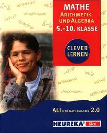 ALI. Der Mathemaster. CD- ROM für Windows 3.1/95