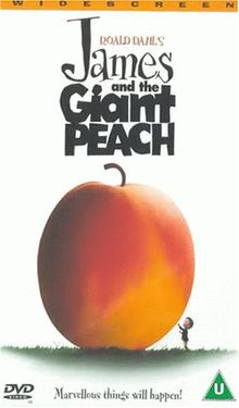 James And The Giant Peach [UK Import]