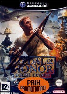 Medal Of Honor : Soleil Levant- Promo
