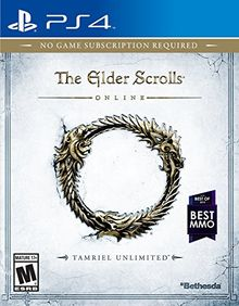 Elder Scrolls Online: Tamriel Unlimited - PlayStation 4 by Bethesda