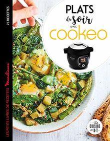 Plats du soir avec Cookeo : Les petits livres de recettes Moulinex