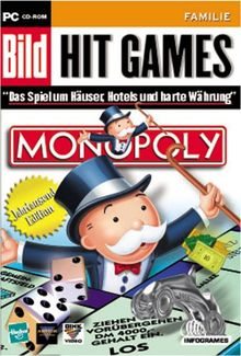 Monopoly - Jahrtausend Edition [Bild Hit Games]