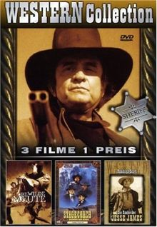 Western Collection (3 Filme - 1 DVD )