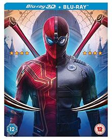 Spider-Man: Far from Home [Blu-ray] [UK Import]
