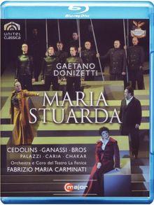 Donizetti - Maria Stuarda [Blu-ray]