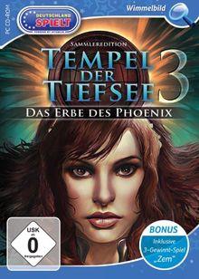 Tempel der Tiefsee 3 - Das Erbe des Phönix (DSP) (PC)