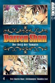 Darren Shan 04: Der Berg der Vampire