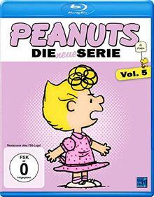 Peanuts - Die neue Serie Vol. 5 (Episode 41-50) (Blu-ray)
