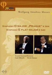 "Mozart, Wolfgang Amadeus - Symphonien KV 504 ""Prager"" & Es-Dur KV 543 (NTSC)"