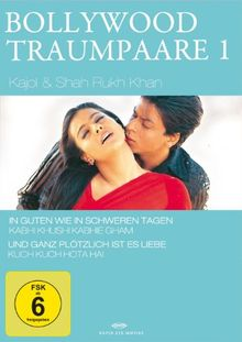 Bollywood Traumpaare 01: Shah Rukh Khan & Kajol [2 DVDs]