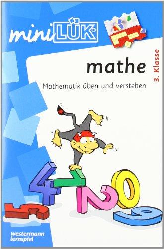 minil220k mathe 3klasse mathematik 252ben und verstehen
