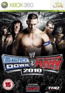WWE Smackdown vs Raw 2010 [FR Import]
