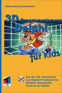 3D - Programmierung mit Delphi für Kids