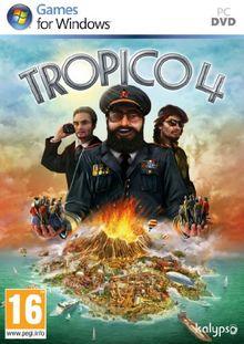Tropico 4 (PC) (DVD) [Import UK]