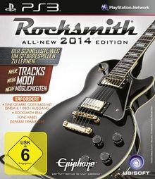 Rocksmith 2014 (ohne Kabel)