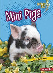 Mini Pigs (Lightning Bolt Books: Little Pets)
