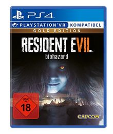 Resident Evil 7 Gold Edition [PlayStation 4]