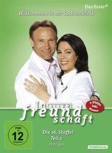 In aller Freundschaft - Die 16. Staffel, Teil 2, 18 Folgen [5 DVDs]