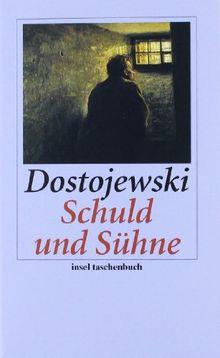 Schuld Und Suhne Roman Insel Taschenbuch Von Fjodor Dostojewski