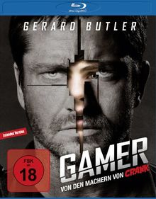 Gamer - Extended Version [Blu-ray]