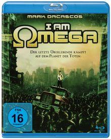 I am Omega [Blu-ray]