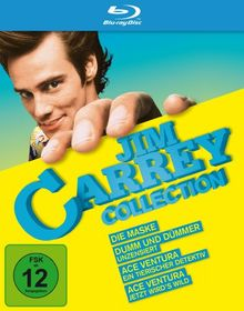 Jim Carrey Collection [Blu-ray]