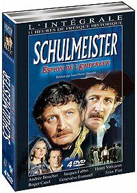 Schulmeister - Coffret 4 DVD [FR Import]