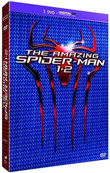 Coffret the amazing spider-man : the amazing spider-man ; the amazing spider-man 2, le destin d'un héros [FR Import]