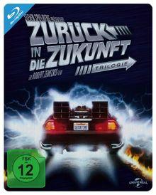 Zurück in die Zukunft - Trilogie (Limited Steelbook Collection) [Blu-ray]