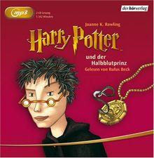 Harry Potter 6 und der Halbblutprinz (mp3-CDs)