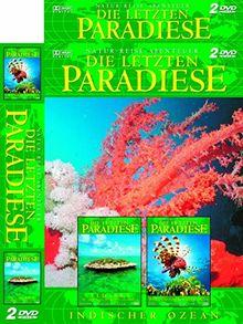 Die letzten Paradiese - Indischer Ozean (2 DVDs)