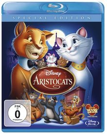 Aristocats [Blu-ray] [Special Edition]