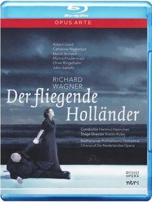 Wagner: Der Fliegende Holländer [Blu-ray]
