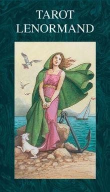 Lenormand Tarot: 78 Tarot-Karten im Standardformat