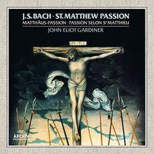 J.S.Bach-St.Matthew Passion [Vinyl LP]