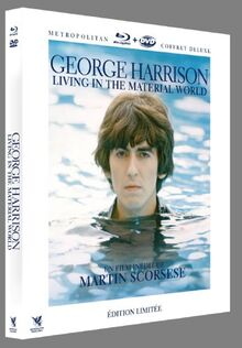 George harrison, living in the material world [Blu-ray]