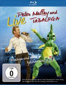 Peter Maffay - Tabaluga und die Zeichen der Zeit - Live [Blu-ray]