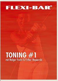 Flexi-Sports Trainings-DVD Flexibar Toning 1