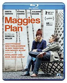 Maggies Plan [Blu-ray]