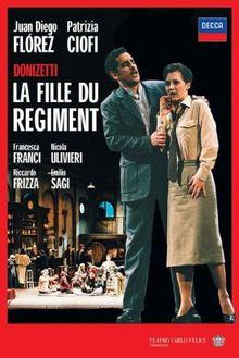 Donizetti, Gaetano - La Fille Du Regiment [2 DVDs]