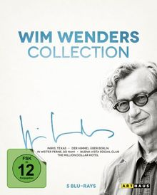Wim Wenders Collection [Blu-ray]