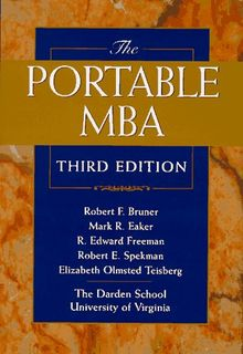 The Portable MBA (Portable MBA Series)