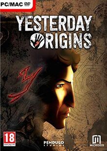 Yesterday Origins Jeu PC / MAC