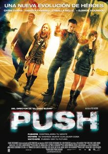 Push (Pushers, Movers, Watchers) (Import Dvd) (2009) Dakota Fanning; Camilla B